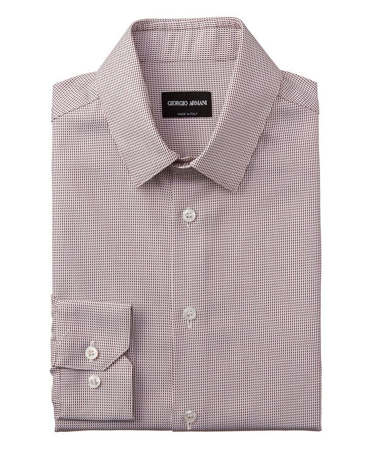 Cotton Diamond Shirt image 0
