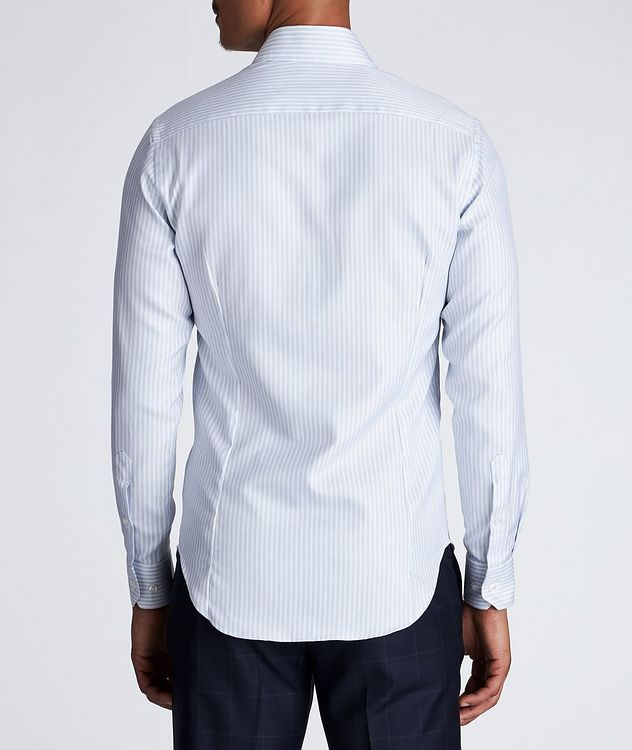 Contemporary Fit Striped Dress Shirt picture 2