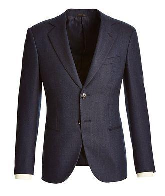 Giorgio Armani George Wool Sports Jacket
