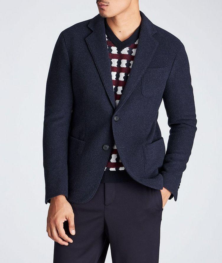 Unstructured Cashmere Sports Jacket image 1