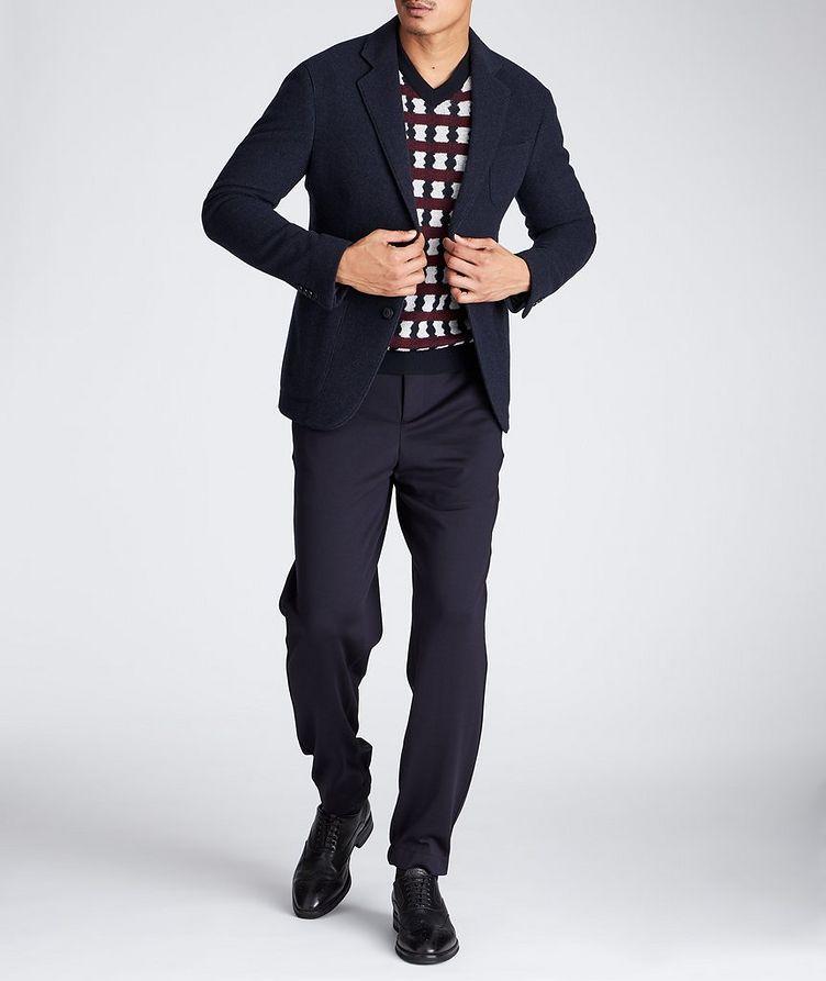 Unstructured Cashmere Sports Jacket image 4