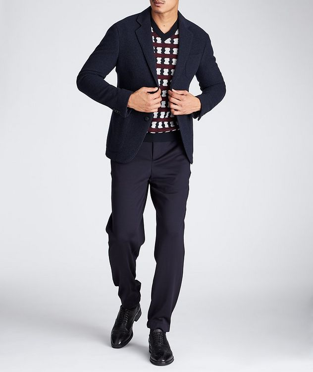 Unstructured Cashmere Sports Jacket picture 5