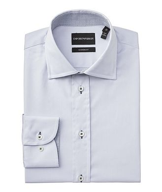 Emporio Armani Slim Fit Dress Shirt