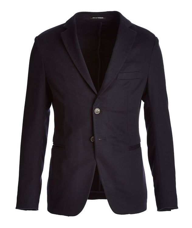 Unstructured Cashmere Sports Jacket picture 1