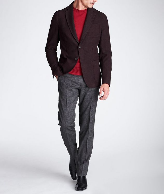 Unstructured Sports Jacket picture 5