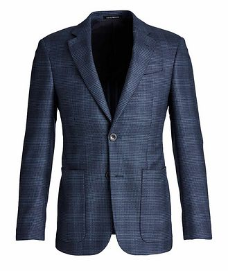 Emporio Armani G-Line Deco Tweed Sports Jacket