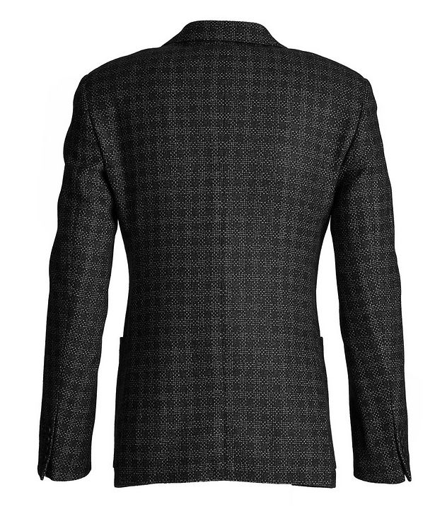 G-Line Deco Wool, Cotton, and Cashmere Sports Jacket picture 2
