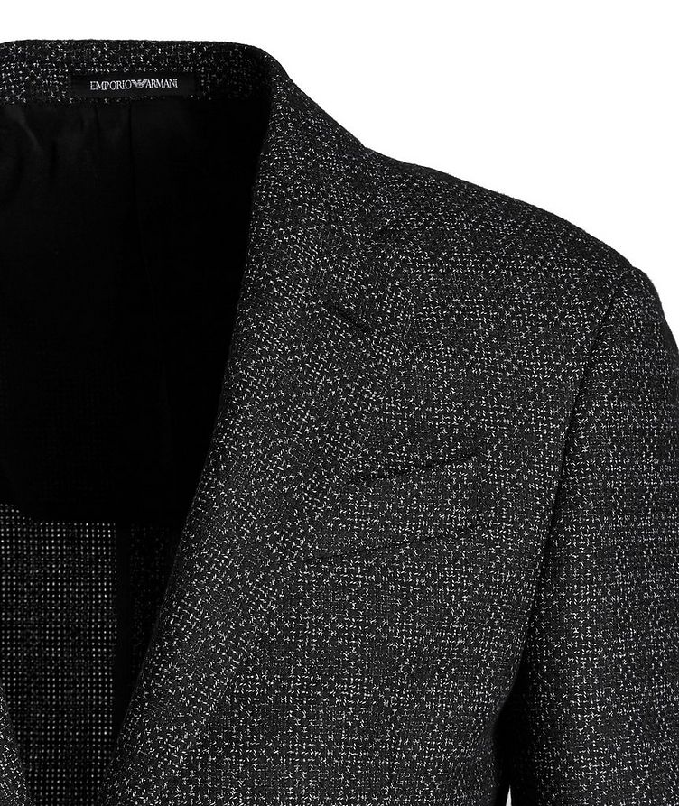 G-Line Deco Wool, Cotton, and Cashmere Sports Jacket image 2