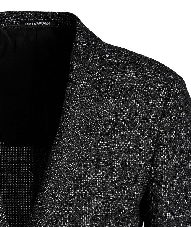 G-Line Deco Wool, Cotton, and Cashmere Sports Jacket picture 3