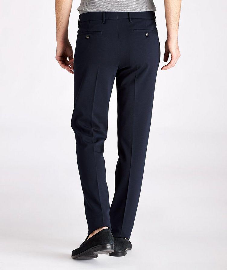 Viscose-Blend Stretch Trousers image 1