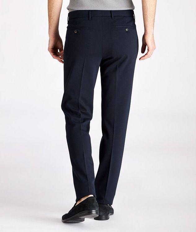 Viscose-Blend Stretch Trousers picture 2