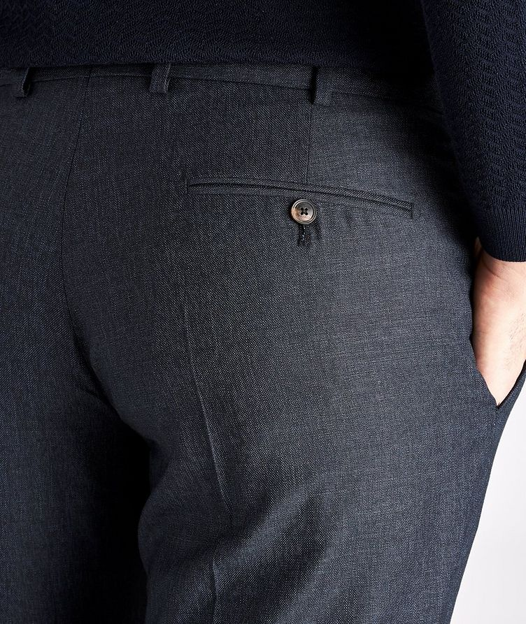 Contemporary-Fit Wool Dress Pants image 2