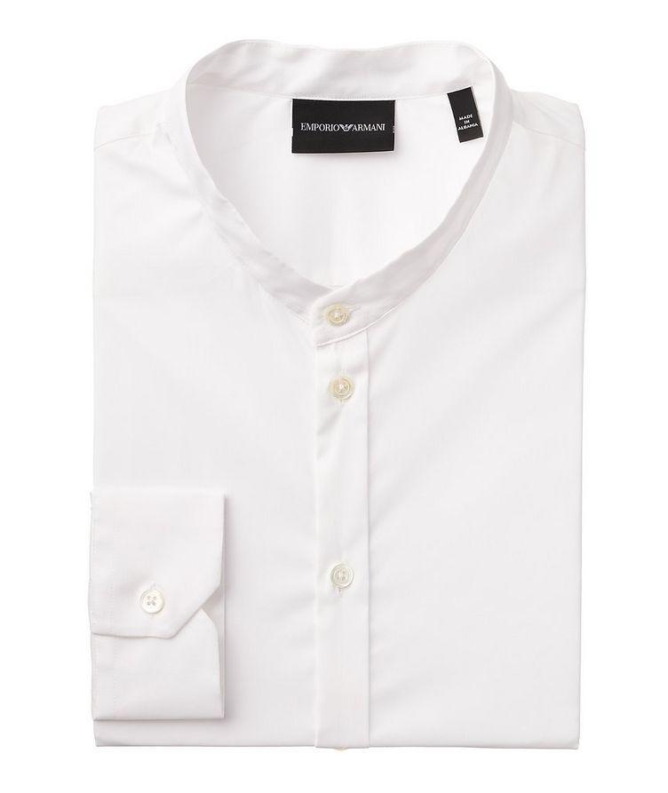 Stretch-Cotton-Blend Shirt image 0