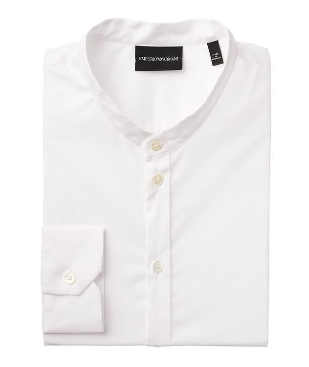 Stretch-Cotton-Blend Shirt picture 1