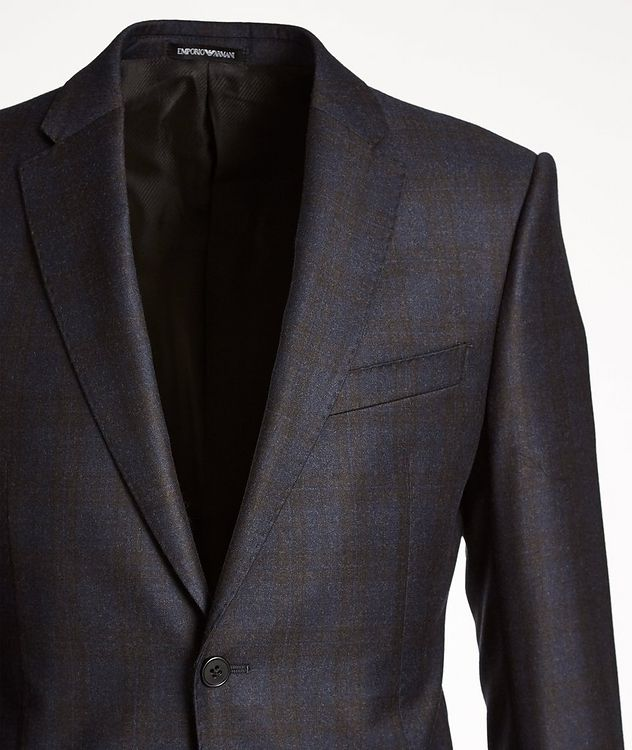 M-Line Windowpane Suit picture 2