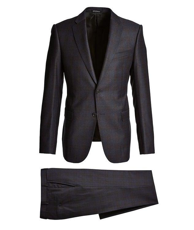 M-Line Windowpane Suit picture 1