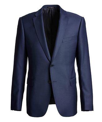 Emporio Armani M-Line Neat-Printed Suit