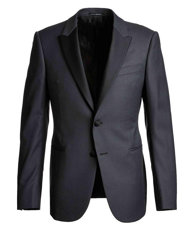 M-Line Neat-Printed Tuxedo image 0