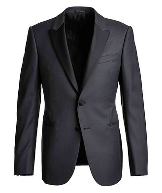 Emporio Armani M-Line Neat-Printed Tuxedo