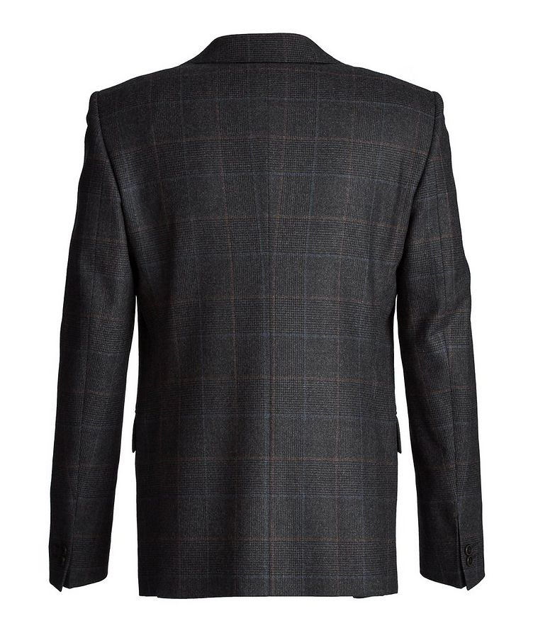 Savile Line Stretch-Wool Suit image 1