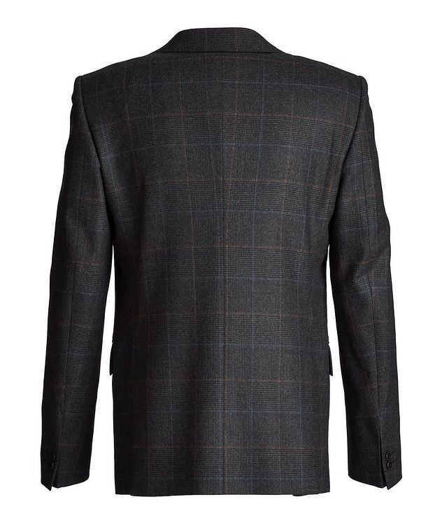 Savile Line Stretch-Wool Suit picture 2