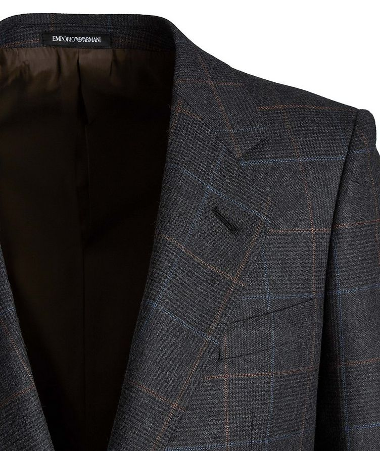 Savile Line Stretch-Wool Suit image 2