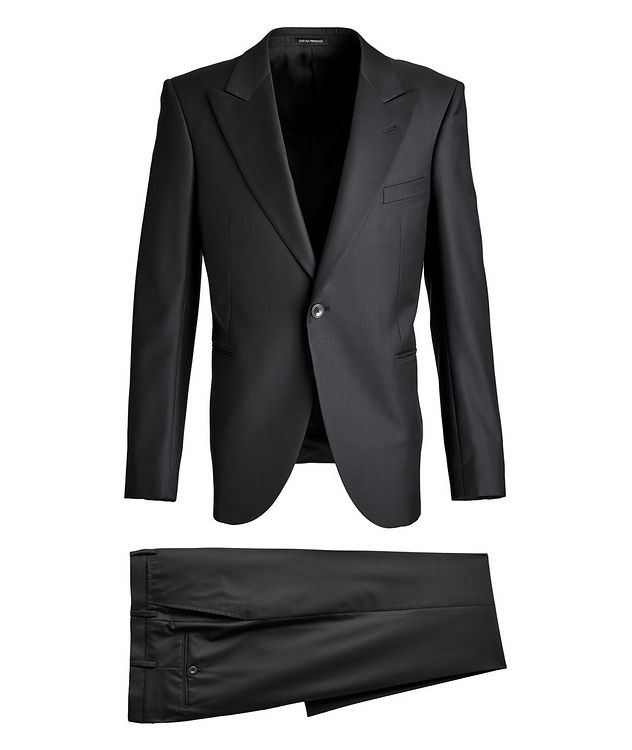 Savile Line Wool Tuxedo picture 1
