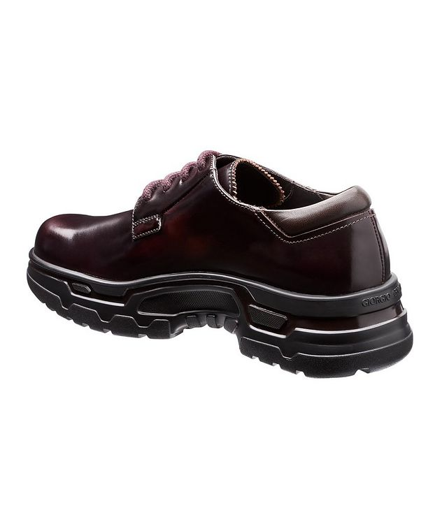 Leather Derbies picture 2