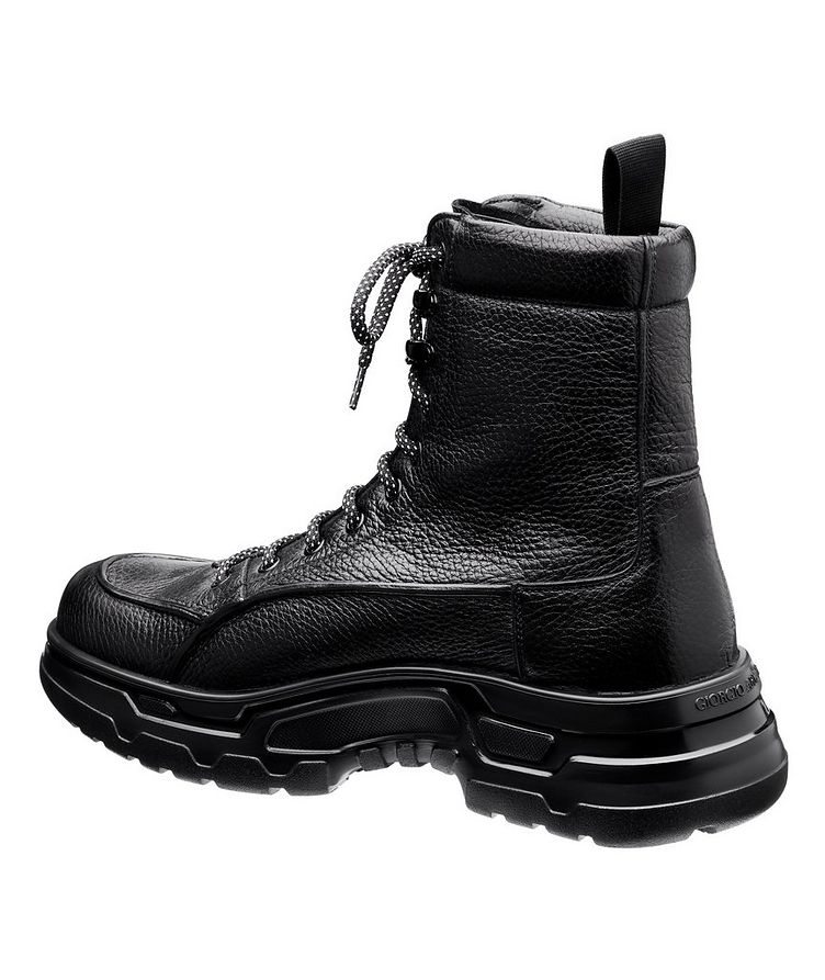 Leather Hiking Boots image 1