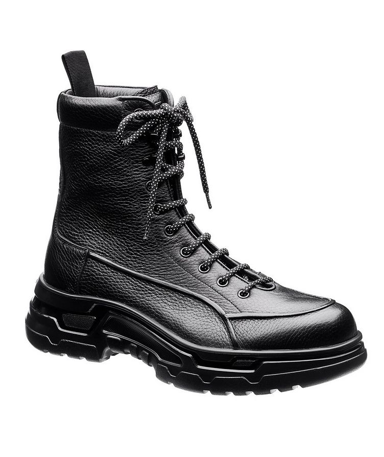 Leather Hiking Boots image 0