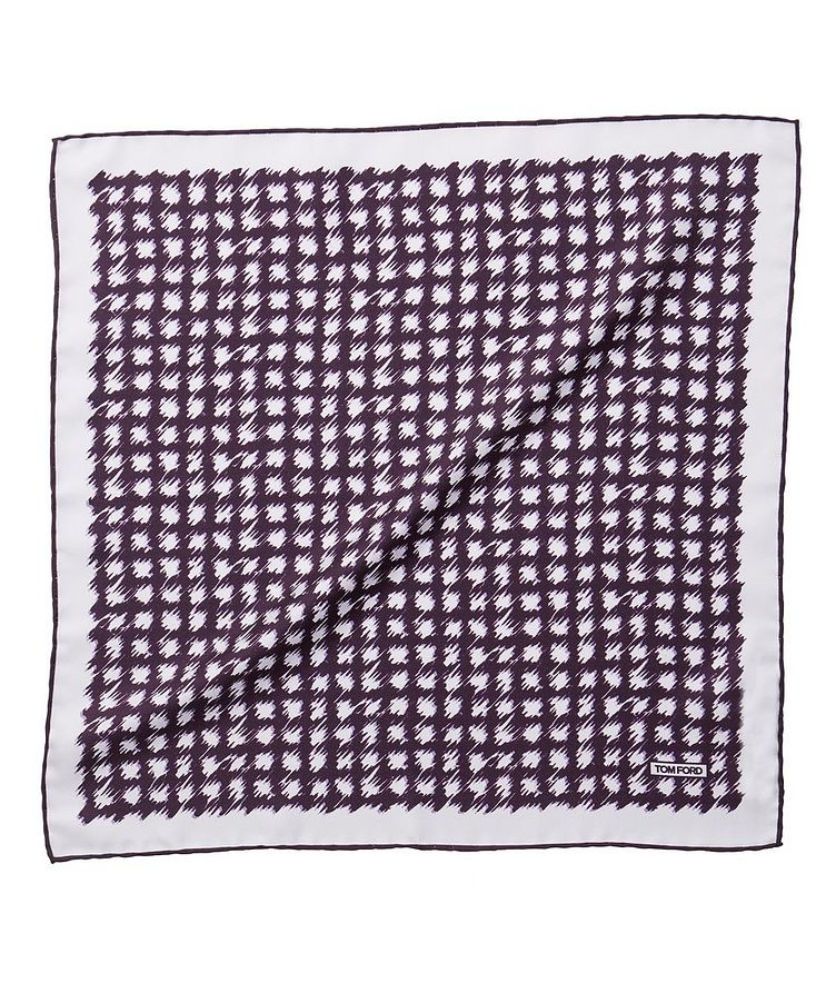 Silk Pocket Square image 0