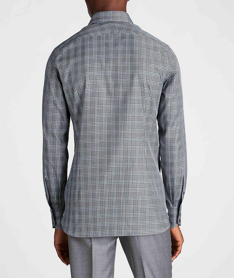 Classic Fit Plaid Dress Shirt image 2