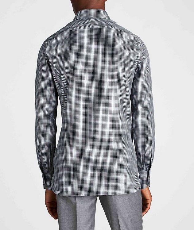 Classic Fit Plaid Dress Shirt picture 3