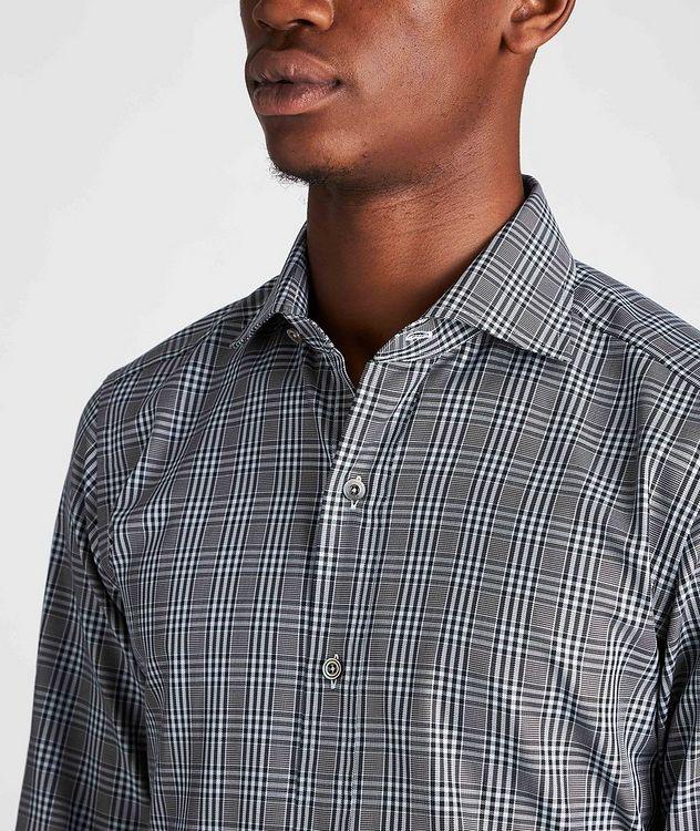 Classic Fit Plaid Dress Shirt picture 4