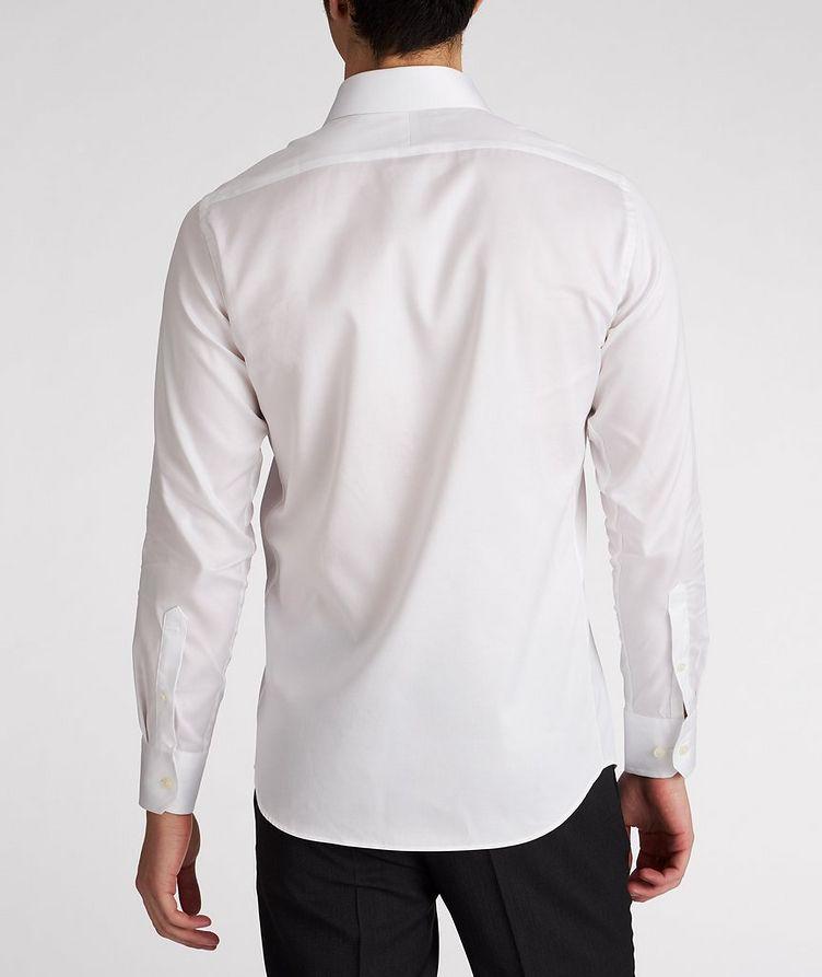 Chemise habillée en coton de coupe amincie image 2