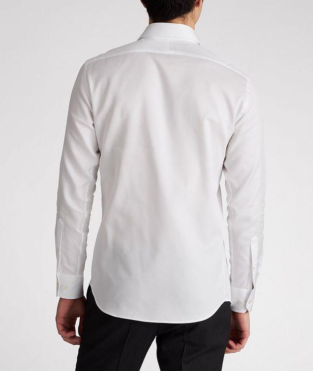 Chemise habillée en coton de coupe amincie picture 3