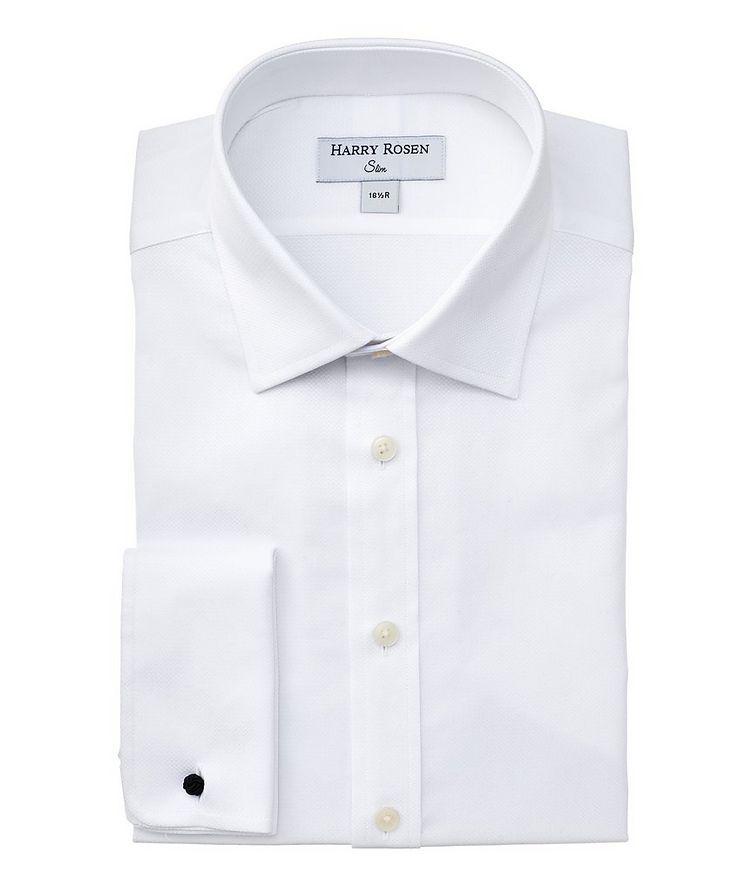 Slim-Fit French Cuff Dress Shirt image 0
