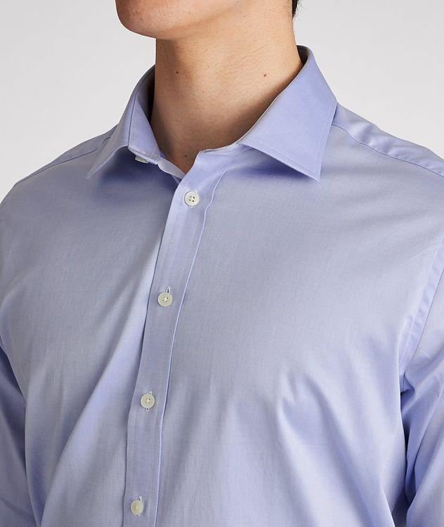 Chemise habillée en coton de coupe amincie picture 4