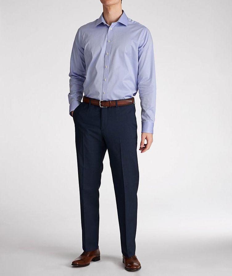 Chemise habillée en coton de coupe amincie image 4