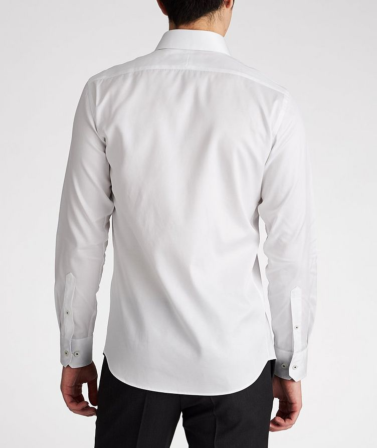 Slim Fit Cotton Dress Shirt image 2