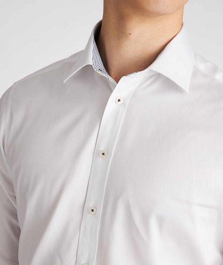 Slim Fit Cotton Dress Shirt image 3