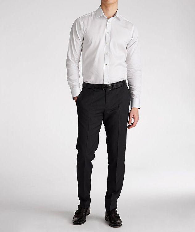 Slim Fit Cotton Dress Shirt picture 5