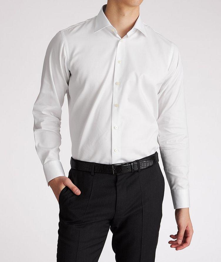 Contemporary-Fit Cotton Dress Shirt image 1