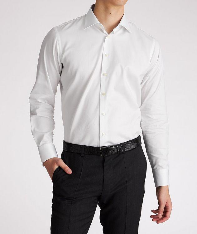 Contemporary-Fit Cotton Dress Shirt picture 2