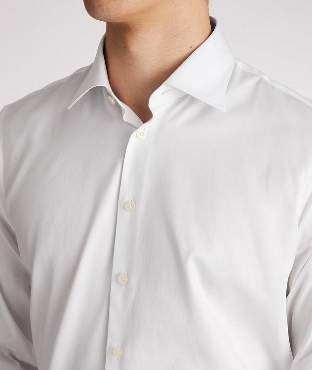 Contemporary-Fit Cotton Dress Shirt picture 4
