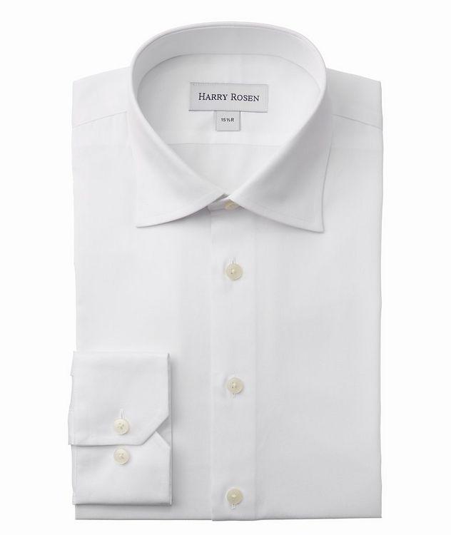 Contemporary-Fit Cotton Dress Shirt picture 1