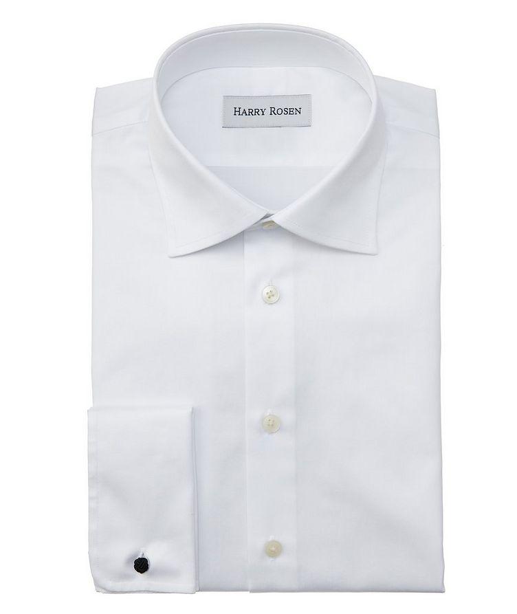 Contemporary-Fit Tuxedo Shirt image 0