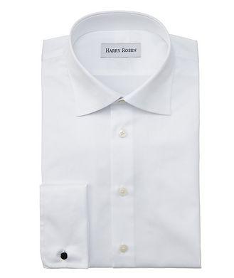 Harry Rosen Chemise de soirée en coton de coupe contemporaine