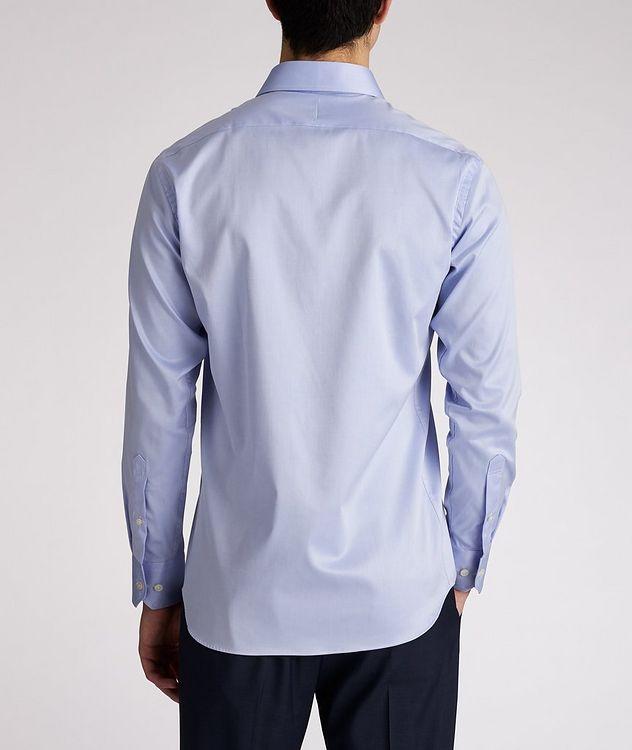 Slim-Fit Cotton Dress Shirt picture 3