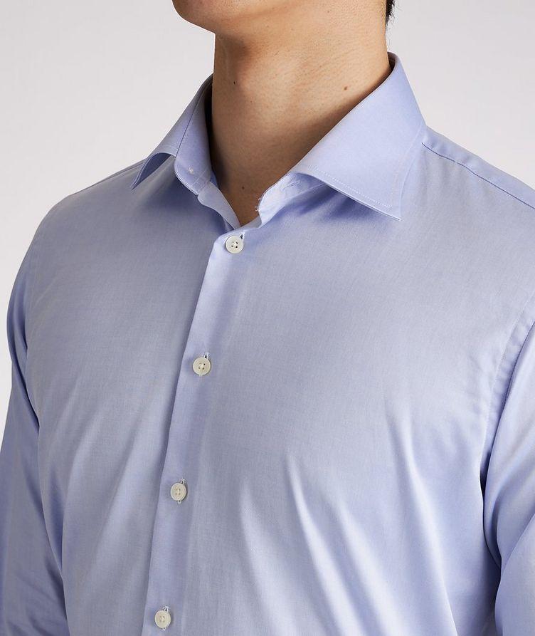 Slim-Fit Cotton Dress Shirt image 3